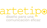 ARTETIPO COMUNICACIÓN Logo