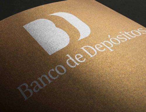 Nuevo Logo para Banco de Depósitos