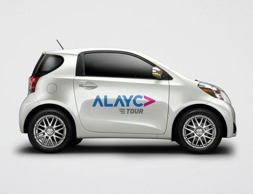 Creación de logo para Alayca Tour
