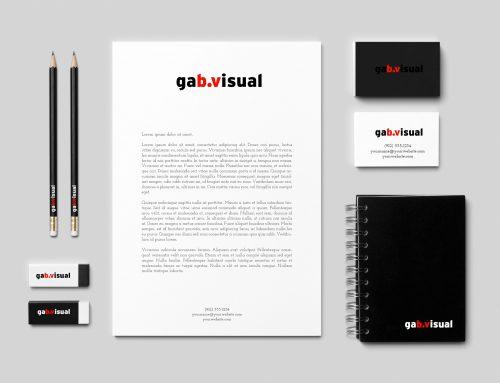Identidad visual para Gabinete Visual Madrid