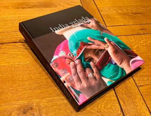 India Velada. Libro de autor para Joaquim Seguí